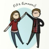 we go together//fitzsimmons