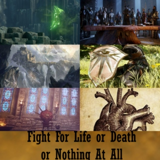 Fight For Life or Death or Nothing At All