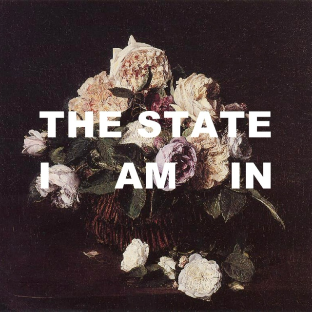 the state i am in