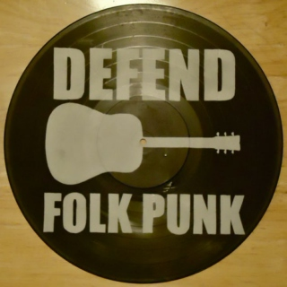 Folk punks for punk folks