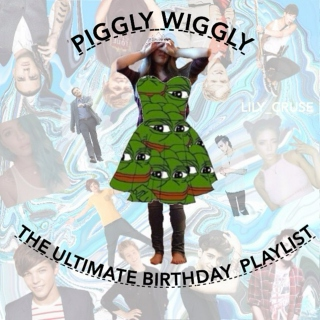 wiggle your piggle