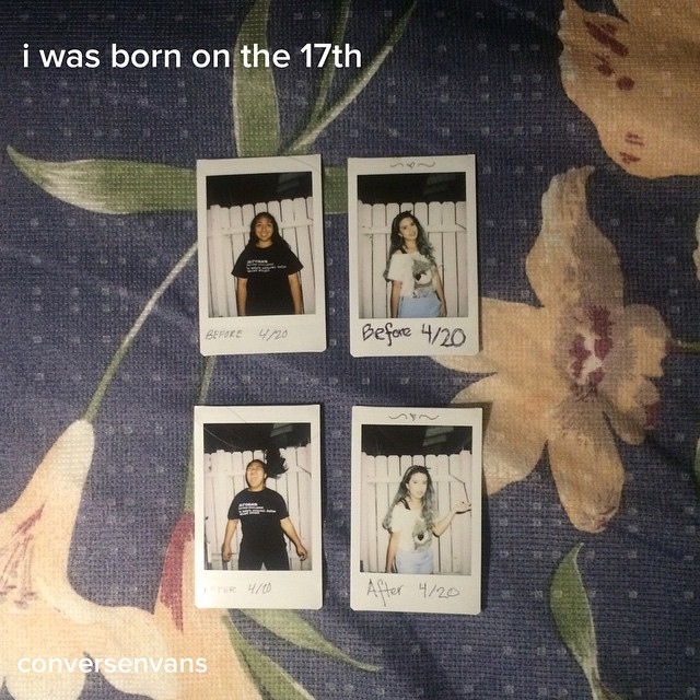 i was born on the 17th