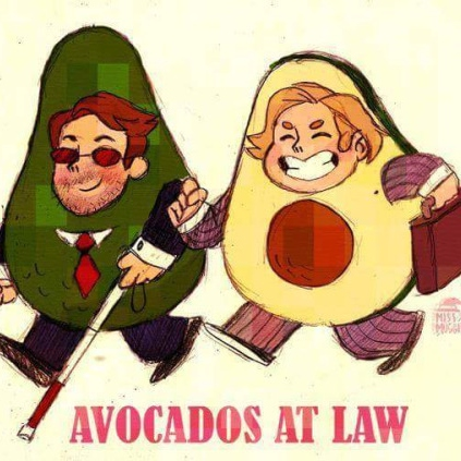 Piss Baby Avocados - Matt/Foggy
