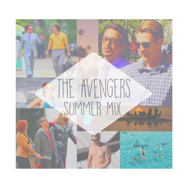 The Avengers Summer Mix