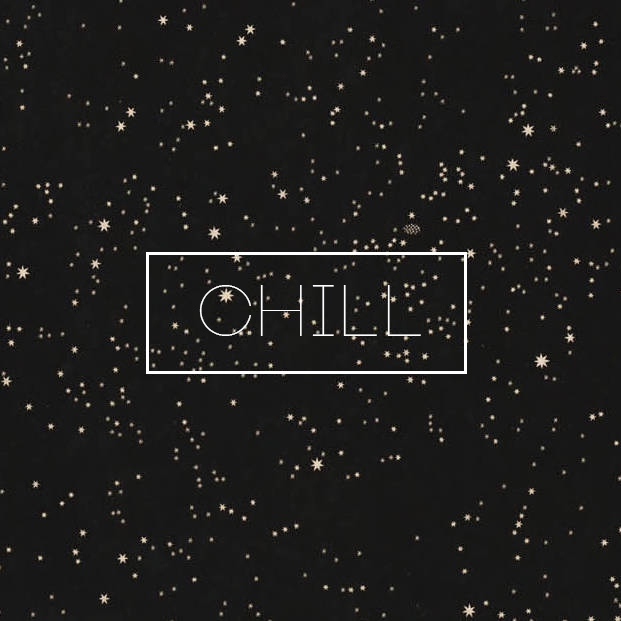 Chill out ☯
