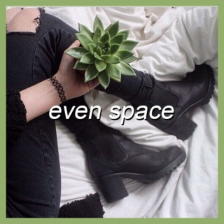 even space