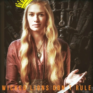 Wicked Lions Don't Rule