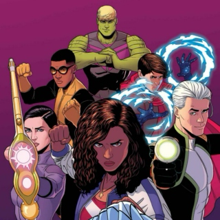 Invincible (A Young Avengers Fanmix)