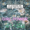 Girl Power late 90s & early 2000s