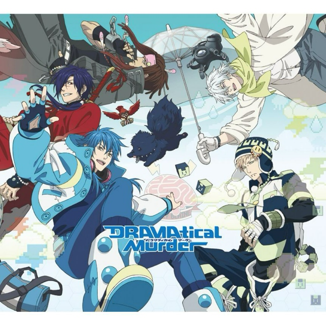 DRAMAtical Murder Anime OST