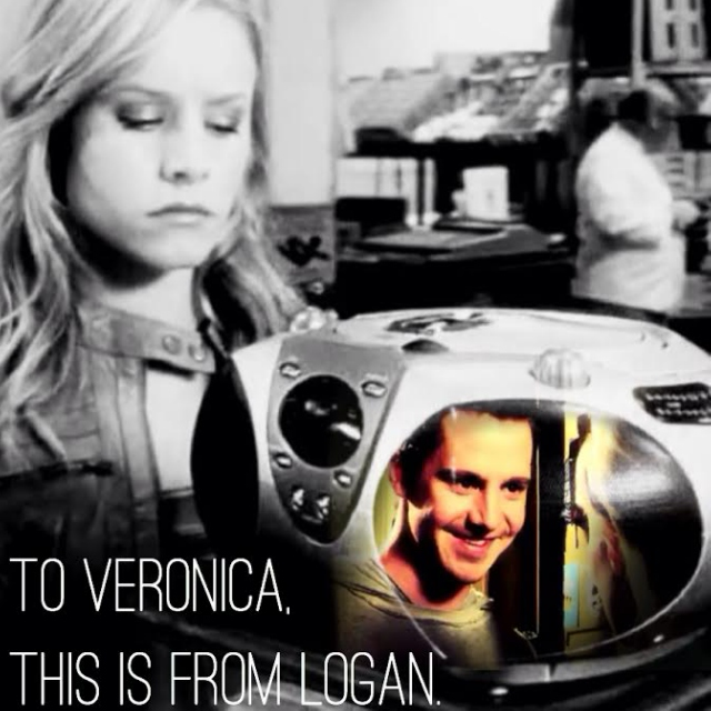 to veronica, this is from logan.