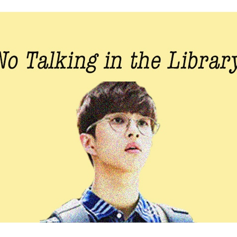 No Talking in the Library