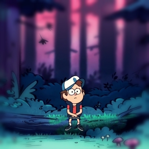 The Trees in Gravity Falls (Have Eyes)