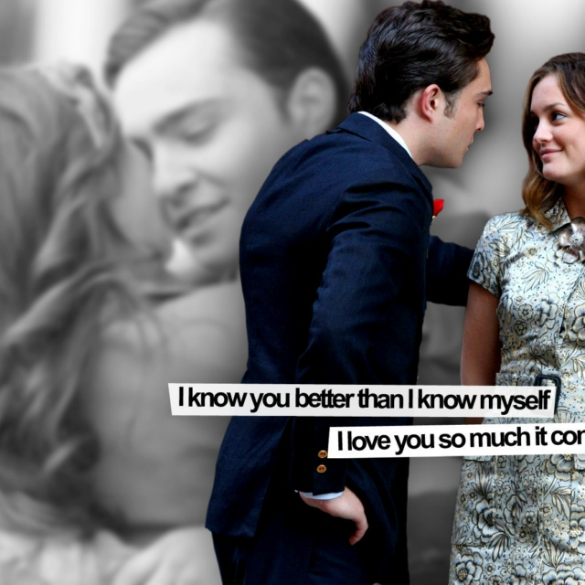 The making of us (Chuck and Blair)
