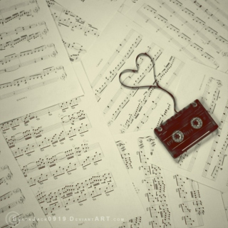 there's no song without love.