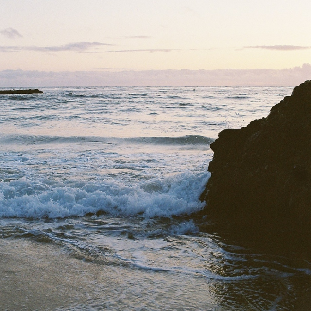The Tide is in My Hair, My Heart in Every Grain of Sand