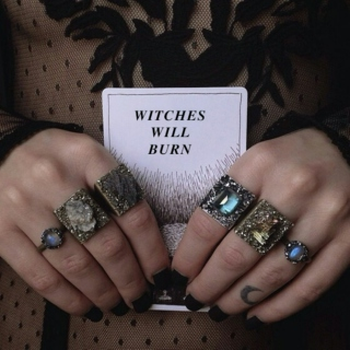 WITCHES WILL BURN