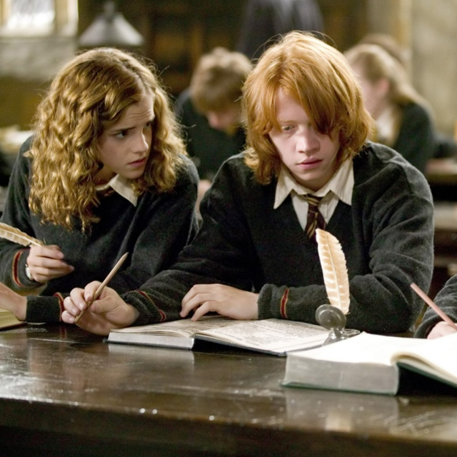 Hermione and Me