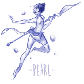 Pearls in my heart