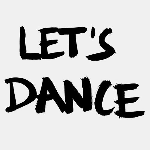 You know you want to dance.