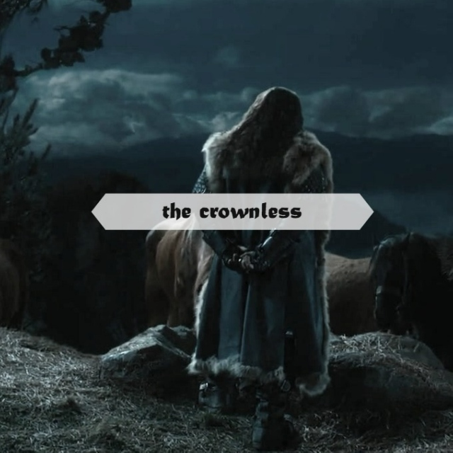 THE CROWNLESS