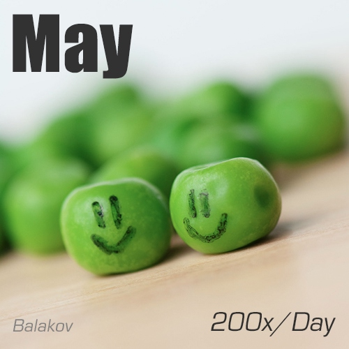 200x/Day (May '15)