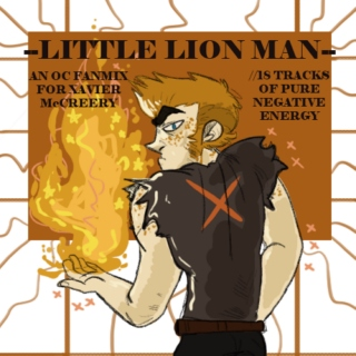 LITTLE LION MAN// SIDE B