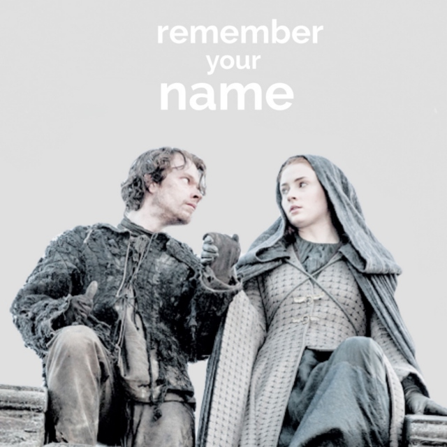 | remember your name |