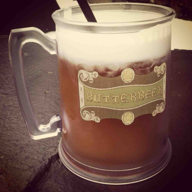 Chill and have a Butterbeer