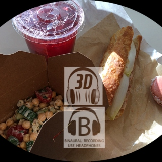 The Lunch Crunch 3D