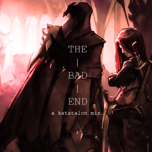 the bad end.