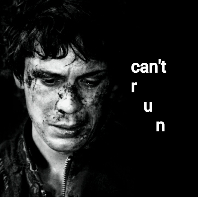 but you can't run bellamy