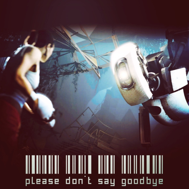 Please don't say goodbye