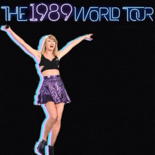 1989 world tour.