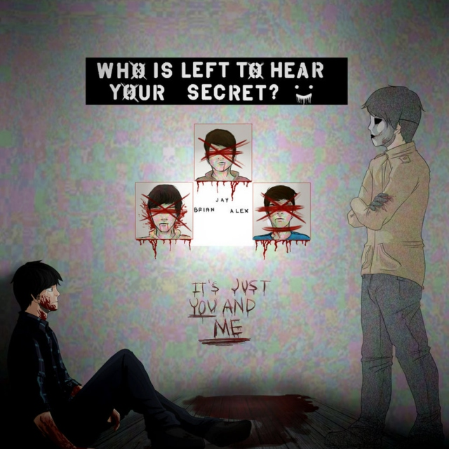 Who Is Left To Hear Your Secret?