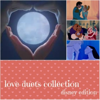 love duets collection: disney edition