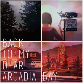 Back to my dear Arcadia Bay
