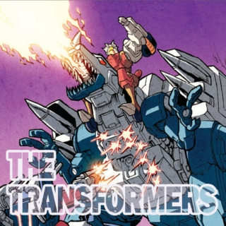 ♦ the origin is... ♦ a transformers mix