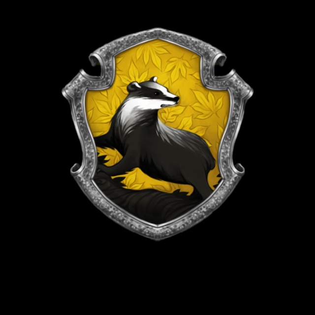 where they are just and loyal; those patient hufflepuffs are true and unafraid of toil
