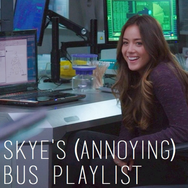 """""""Skye, turn this off. How do you turn this off?"""""""
