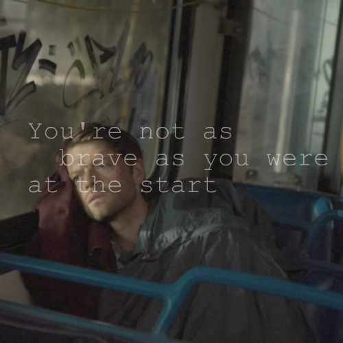 Your Grace is Wasted - Castiel