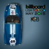 Billboard Top 40 (US) May 2015