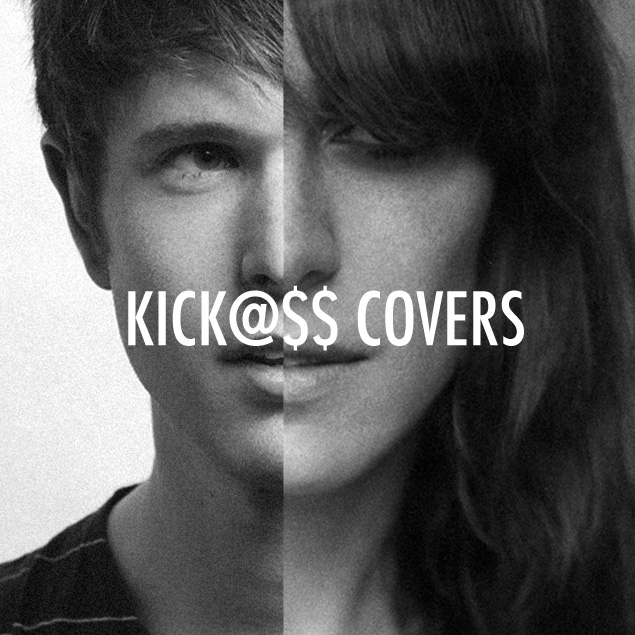 I've got this 'cover'-ed up