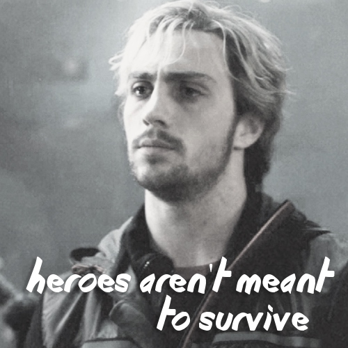 Heroes Aren't Meant To Survive