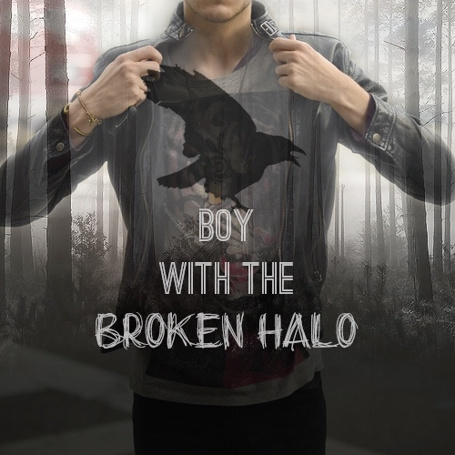 boy with the broken halo