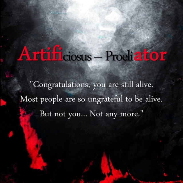 Artifiator - Perfect Soldier