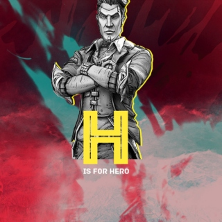 H is for HERO