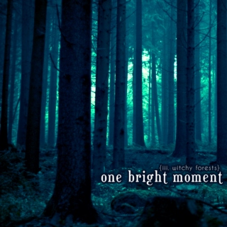 iii. one bright moment