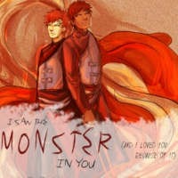 i saw the monster in you (and i loved you because of it)