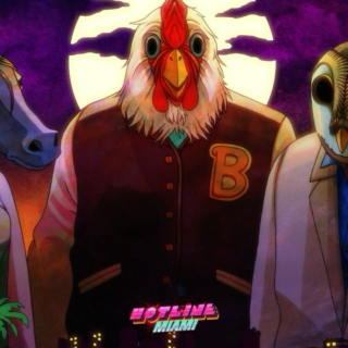 My Favorite Hotline Miami songs